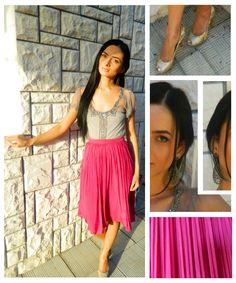 Anca Oniga Mulberry-Skirt