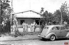 Barrio de asuncion 1949
