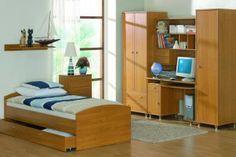 Sestava dětského pokoje City uvádíme jako příklad jedné z mnoha sestav. Jednotlivé díly lze vybrat každý zvlášť. Bunk Beds, Furniture, Home Decor, Decoration Home, Loft Beds, Room Decor, Home Furnishings, Home Interior Design, Bunk Bed