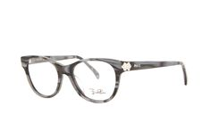 fbbf16ffe2f95c Vente Lunettes de vue   17140   Emilio Pucci   Glamour   Lunettes de vue  femme - Anthracite