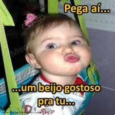 MENSAGENS DE CARINHO: Beijo gostoso