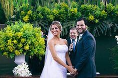 Casamento no campo noivos Juliana e Diogo amor real (Foto: Reidie Cavaglieri)
