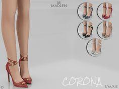MJ95's Madlen Corona Shoes