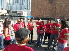 Pre-March Against Monsanto Las Vegas, NV. 10/12/13