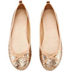 Schoenen – van H ($13) ❤ liked on Polyvore