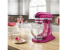 I can't live without my mixer!