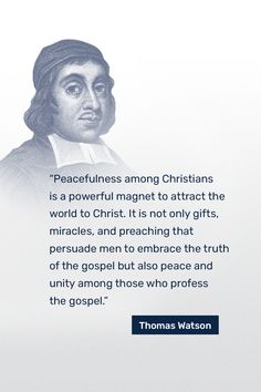 Peacefulness among Christians is a powerful magnet to attract the world to Christ. Read the rest of The Beautitudes by Thomas Watson as a free pdf or eBook. Unity Quotes, Jesus Our Savior, Beatitudes, Feeling Empty, Christians, Insight, Rest, Pdf, How To Apply