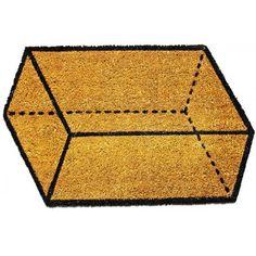 Doormat PARALLELOGRAMM