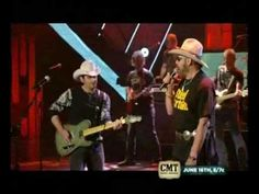 Brad Paisley & Hank Williams Jr. I´m Still A Guy thanks guys!!! & sure am!!!