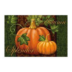 Evergreen 41688 Autumn Splendor Floor Welcome Mat - Decor Universe