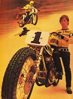 Flat Track Motorcycle, Flat Track Racing, Cafe Racing, Road Racing, Street Motorcycles, Cars And Motorcycles, Flat Tracker, Moto Guzzi, Dirt Track