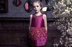 Mischka Aoki stunning summer girls dresses for spring 2014
