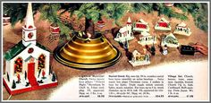 1959 SEARS CHRISTMAS by mcudeque, via Flickr