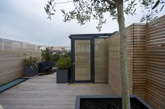 notting hill rooftop terrace