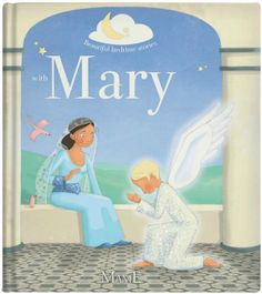 Help your child get to know the life of our Blessed Mother with these beautifully illustrated bedtime stories. From Mary's life at home to the death and resurrection of her son Jesus, these stories will help strengthen children's faith before a good night's rest under the watchful and loving gaze of the Mother of God!