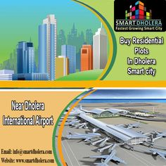Best Residential Plots Investment Schemes in Dholera Smart City Phase 1  Buy 1 Plot, Get 1 Plot FREE!!! Zero Down payment Booking Amount RS. 5,000 Only High return investment scheme 100% Govt. Approved  For Booking, we just need your one photo, address proof and pan card.