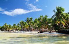 dominican republic beaches | Dominican Republic beach cafes, Caribbean