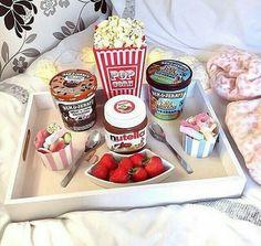 Imagem de bed, bedroom, and chocolate