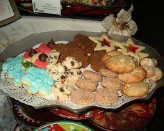 Vicki Heiss' Cookie Exchange Party 2009