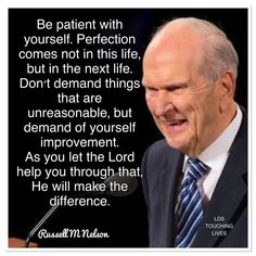 ~President Russell M. Prophet Quotes, Jesus Christ Quotes, Gospel Quotes, Mormon Quotes, Quotable Quotes, Spiritual Thoughts, Spiritual Quotes, Uplifting Quotes, Inspirational Quotes