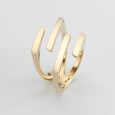 Bijoux Design, Schmuck Design, Jewelry Design, Womens Jewelry Rings, Cute Jewelry, Fashion Rings, Fashion Jewelry, Gold Ring Designs, Handmade Wire Jewelry