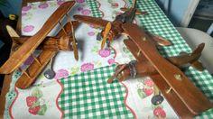 ...modelos de madeira reaproveitada, 30 cm comprimento, verniz esqueff