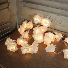 Tulsa White Rose Led Lamp Dunelm Bedroom Pinterest Tree Stem And