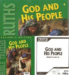 Bob Jones Bible 4 Set Item #: DDBJBIBLE4SET Retail Price: $83.94 Our Price: $55.00      Bob Jones - God & His People: 3rd Edition; Bible 4 Set. Includes Teacher's Edition (#122390), Student Text (#265314) and Tests (#122531)