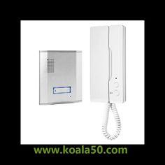 Timbre con Interfono de Audio Alámbrico Smartwares IB61SW - 38,85 €   ¡No te quedes sinel timbre coninterfono de audio alámbrico Smartwares IB61SW!Sistema de timbre + audioportero por cableTimbre exterior con carcasa metálicaBotón de pulsaciónluminoso con...  http://www.koala50.com/domotica-seguridad/timbre-con-interfono-de-audio-alambrico-smartwares-ib61sw