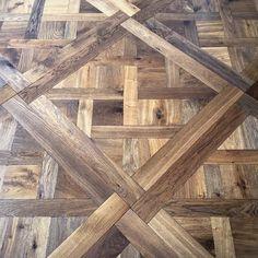 There is a real interest in classic patterns again. Here Oak Versailles in Landmark Dalton. http://www.solidfloor.co.uk/product/oak_versailles/?utm_content=bufferdda6a&utm_medium=social&utm_source=pinterest.com&utm_campaign=buffer