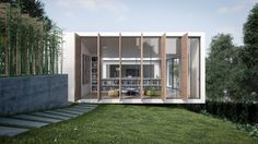 House of Thresholds » Archipro