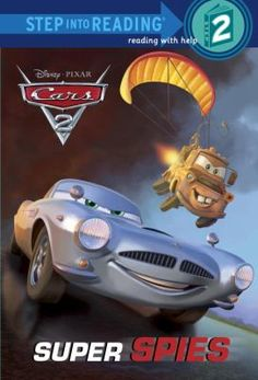 """When someone is sabotaging race cars in an international tournament, Mater discovers his new friends Holley and Finn are spy cars, and he agrees to help them find the culprits."""