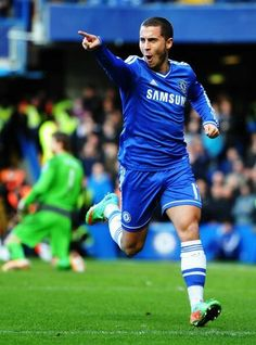 Chelsea - Eden Hazard #footballislife