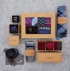 Neckties, tie bars, socks and more at TheTieBar.com
