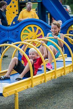 Special Needs Playground - Design & Community Build
