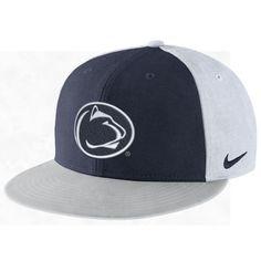 Penn State Nittany Lions Nike Project Fresh Shoe Hook Snapback Adjustable Hat - Navy