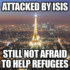 It's been suggested that trading republicans for refugees would allow refugees a  place away from war and put republicans in a place where they have repeatedly started war.