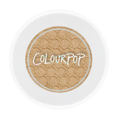 Glam up this festive season with some gold pigment #colourpop