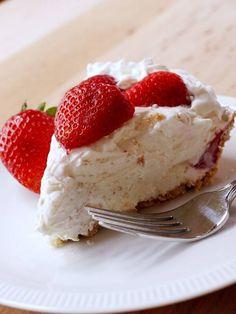 ccheesecakes avec des fraises à personnaliser