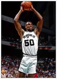Resultado de imagen de David Robinson rookie season Basketball Legends 13cdcc24e