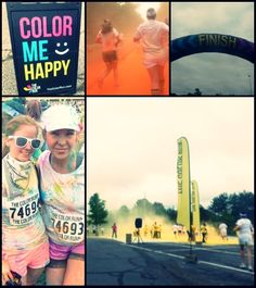 5k Madness: The Color Run 2013 this looks fun @Marissa Hereso Hereso Nichols i think i could get motivated for this one :)
