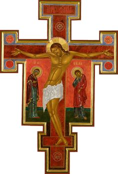 Icon Gallery — Prosopon School of Iconology Religious Images, Religious Icons, Religious Art, Anima Christi, Christian Artwork, The Cross Of Christ, Christian Symbols, Byzantine Icons, Holy Cross