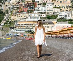 Dreaming about beach days in Positano