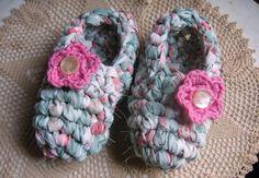 Zapatones y pantuflas de trapillo   El blog de trapillo.com