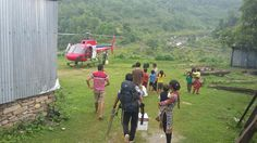 Boundless Adventure arrange Nepal helicopter tour on Himalayas.