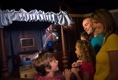 Video: Step Inside the Story of 'Peter Pan' in the Attraction's New Interactive Queue, The owners of my company were featured in this new picture and video showing off the new Peter Pan queueQ, Contact Jennifer to book your next magical vacation!  Jennifer@yourmagicalvacationcom