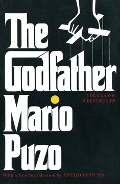 Mario Puzo's classic saga of an American crime family that became a global phenomenon—nominated as one of America's best-loved novels by PBS' Got Books, I Love Books, Amazing Books, Saga, Mafia Families, Thing 1, Best Book Covers, American Crime, Mystery Novels