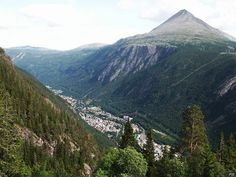 Rjukan, Norway, family 2012