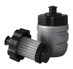 A replacement filter cap to go with your AquaPure Traveller! #gadget