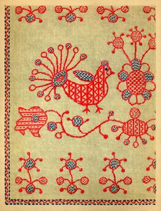 Hungarian Embroidery Patterns ukrainian folk embroidery: Ukrainian Folk Embroidery, I. Krasyts'ka, plate rushnyk from Podillia and rushnyk from Poltava Hungarian Embroidery, Folk Embroidery, Learn Embroidery, Floral Embroidery, Shirt Embroidery, Chain Stitch Embroidery, Embroidery Stitches, Embroidery Patterns, Machine Embroidery